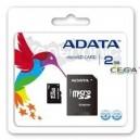 Memoria Microsd Adata 2 Gb
